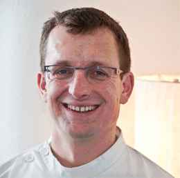 Robin Outram - osteopath